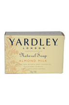 Natural Soap Almond Milk by Yardley London for Unisex - 4 oz Soap - $42.49