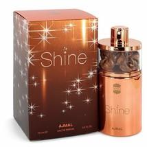 Ajmal Shine by Ajmal 2.5 oz / 75 ml EDP Spray for Women - $31.67