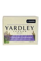 English Lavender Bar Soap by Yardley London for Unisex - 2 x 4.25 oz Soap - $43.49