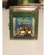Shrek: Fairy Tale FreakDown (Nintendo Game Boy Color, 2001) - $2.73
