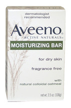 Active Naturals Moisturizing Bar for Dry Skin with colloidal oatmeal by Aveeno f - $43.69