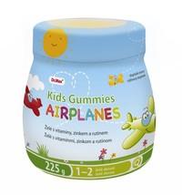 Dr. Max KIDS MULTIVITAMIN Gummy vitamins airplane shape children vitamin... - $15.50