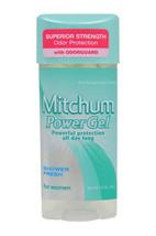 Mitchum Clear Gel Antiperspirant & Deodorant, Shower Fresh by Mitchum for Women  - $43.99