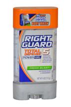 Total Defense 5 Power Gel Antiperspirant Deodorant Fresh Blast by Right Guard fo - $44.99