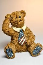 Boyds Bears: Yankee Doodlebear Stars & Stripes - 1st Edition 1E/1537 #22... - $17.92