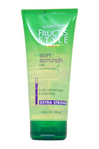 Fructis Style Curl Scrunch Gel Curl Definition & Control Extra Strong by Garnier - $45.39