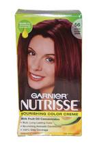 Nutrisse Nourishing Color Creme #56 Medium Reddish Brown by Garnier for Unisex - - $46.99