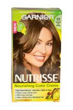 Nutrisse Nourishing Color Creme # 51 Medium Ash Brown by Garnier for Unisex - 1  - $46.99