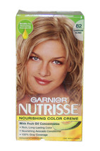 Nutrisse Nourishing Color Creme #82 Champagne Blonde by Garnier for Unisex - 1 A - $47.29