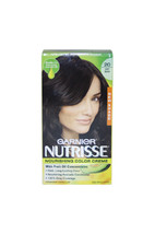 Nutrisse Nourishing Color Creme # 20 Soft Black by Garnier for Unisex - 1 Applic - $47.39