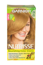 Nutrisse Nourishing Color Creme # 73 Dark Golden Blonde by Garnier for Unisex -  - $47.59