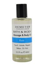 Rain by Demeter for Unisex - 2 oz Massage & Body Oil - $47.99
