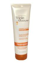 Triple Moisture Cream Lather Shampoo by Neutrogena for Unisex - 8.5 oz Shampoo - $47.99