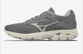 Mizuno WAVE RIDER 23 Women's Running Shoes Gray Marathon Walking J1GD190339 - $120.56