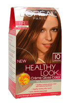 Healthy Look Creme Gloss Color # 6R Light Reddish Brown by L'Oreal Paris for Wom - $47.99