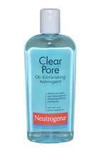 Clear Pore Oil Controlling Astringent by Neutrogena for Unisex - 8 oz Pore Oil - $48.19