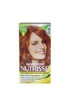 Nutrisse Nourishing Color Creme # 76 Rich Auburn Blonde by Garnier for Unisex -  - $48.49