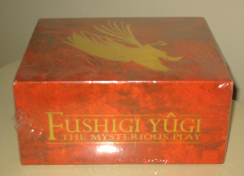 Fushigi Yugi- The Mysterious Play - Suzaku Boxed Set 1 [VHS] Brand NEW!