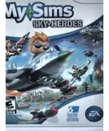 My Sims SKY HEROES  - Nintendo Wii Games - $28.00