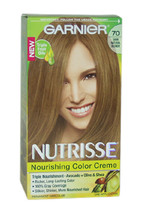 Nutrisse Nourishing Color Creme # 70 Dark Natural Blonde by Garnier for Unisex - - $48.99