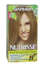 Nutrisse Nourishing Color Creme # 70 Dark Natural Blonde by Garnier for Unisex - - $48.99