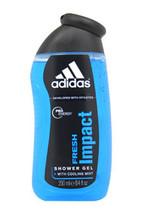Adidas Fresh Impact by Adidas for Men - 8.4 oz Shower Gel - $48.99