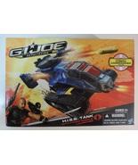 GI Joe Retaliation H.I.S.S. Tank w/ Firing Missle Launcher & Cobra Comma... - $27.50