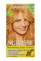 Garnier Nutrisse Permanent Haircolor, 83 Medium Golden Blonde Cream Soda... - $49.49