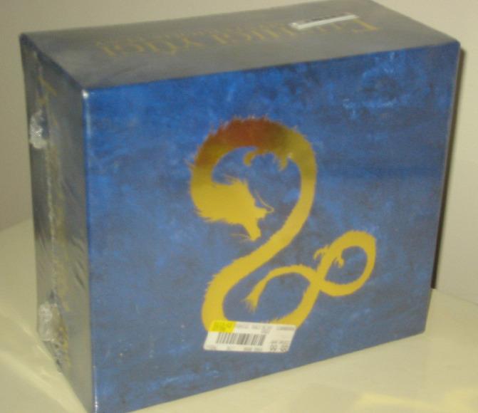 Fushigi Yugi: The Mysterious Play - Seiryu Boxed Set 2 [VHS] Brand NEW!