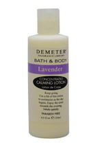 Lavender by Demeter for Women - 4 oz Calming Lotion - $49.69