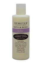 Lilac by Demeter for Women - 4 oz Calming Lotion - $49.69