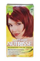 Nutrisse Nourishing Color Creme #66 True Red by Garnier for Unisex - 1 Applicati - $49.99