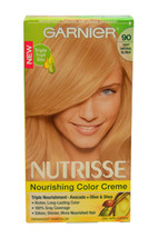 Nutrisse Nourishing Color Creme # 90 Light Natural Blonde by Garnier for Unisex  - $49.99