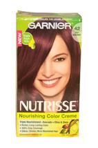 Nutrisse Nourishing Color Creme # 42 Deep Burgundy by Garnier for Unisex - 1 App - $49.99