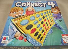 CONNECT 4 Game Milton Bradley 2006 Complete - £7.25 GBP
