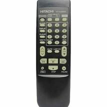 Hitachi VT-RM392A Factory Original Vcr Remote VTM291A, VTM292A, VTF391A, VTF392A - $11.29