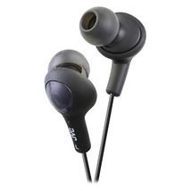 JVC HAFX5B Gumy Plus Inner Ear Headphones -Black (Black) - $11.20