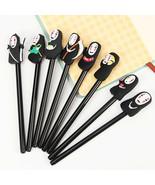 XUES® 0.5mm Japanese Kawaii Cute Gel Pen Spirited Away No Face Man Needl... - $1.04