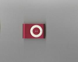 Ipod Shuffle 2nd Generation Red Needs Work - $24.75