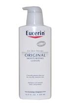 Original Moisturizing Lotion by Eucerin for Unisex - 16.9 oz Lotion - $53.99
