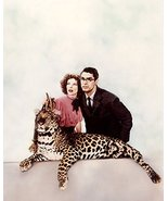 Bringing Up Baby Cary Grant Katharine Hepburn 16x20 Canvas Giclee - $59.39
