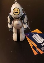 "BBC Kurt S. Adler Dr Who Cream Emoji Bot Christmas Ornament NWT Free S&H 4""   - $11.87"