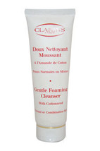Gentle Foaming Cleanser With Cottonseed (Normal / Combination Skin by Clarins fo - $58.99