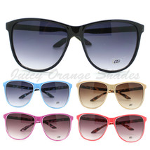 Womens Sunglasses Retro Fashion Eyewear 2-Tone Classic Frames (8 Colors) - $7.95