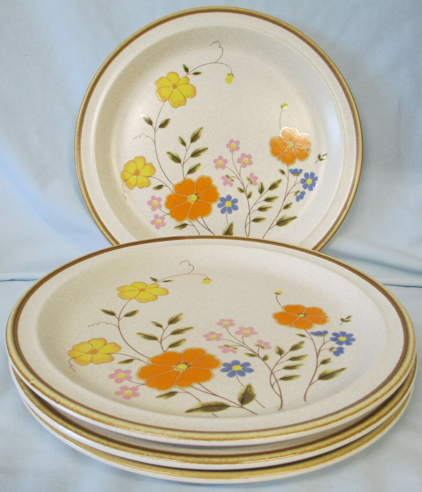Nikko Field Flowers Dinner Plate set of 4