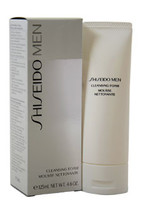 Men Cleansing Foam by Shiseido for Men - 4.6 oz Cleanser - $61.99