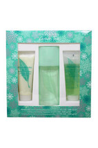 Green Tea by Elizabeth Arden for Women - 3 pc Gift Set 3.3 oz Scent Spray, 3.4 o - $62.99