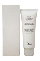 Instant Gentle Exfoliant - All Skin Types by Christian Dior for Unisex - 2.6 oz  - $63.99
