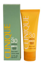 Face Cream SPF 30 with SolarSmart by Clinique for Unisex - 1.7 oz Cream - $63.99