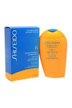 Tanning Emulsion SPF 6 (For Face & Body) by Shiseido for Unisex - 150 ml... - $64.99